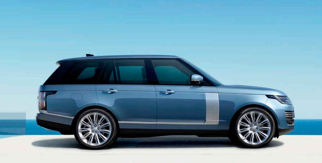 This 163 110 000 Range Rover Proves Land Rover Is The Luxury