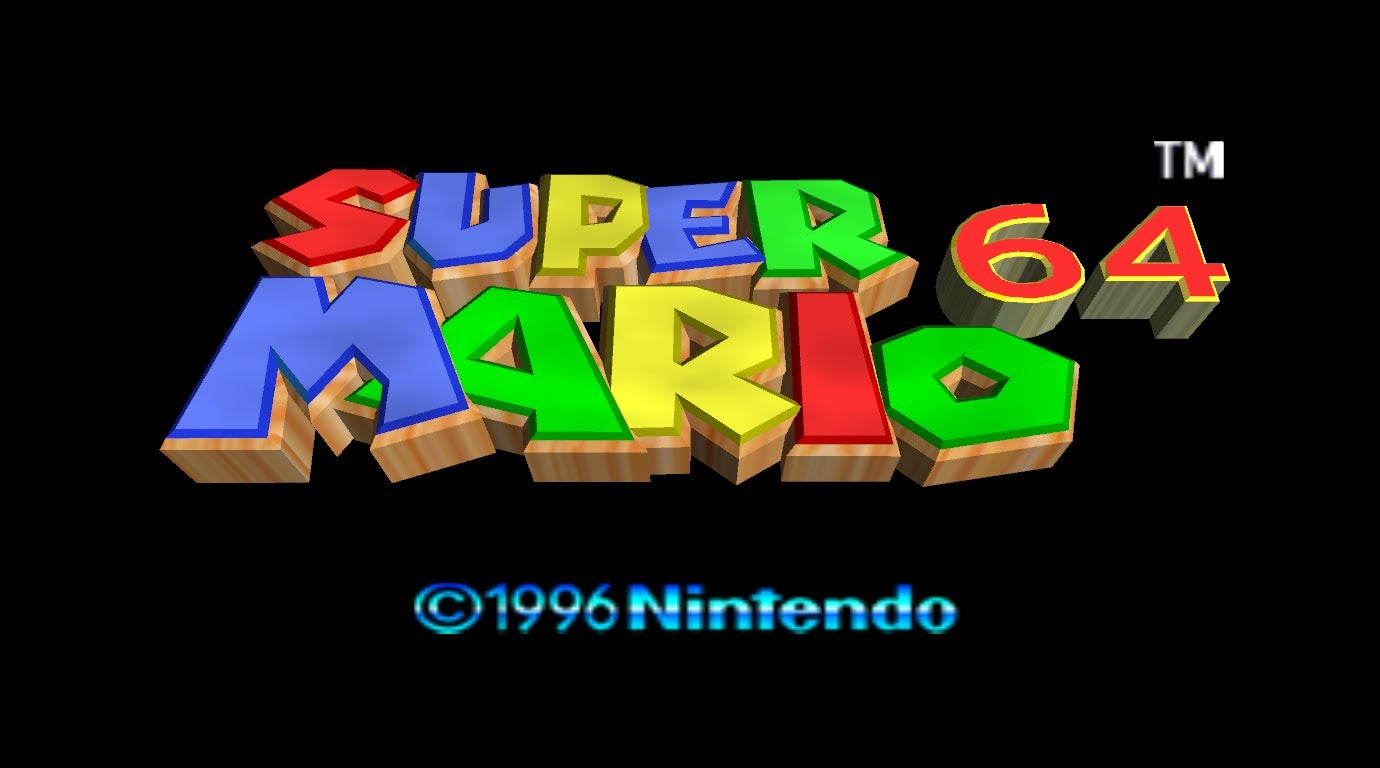 Playing Super Mario 64 has one potentially amazing benefit | Trusted