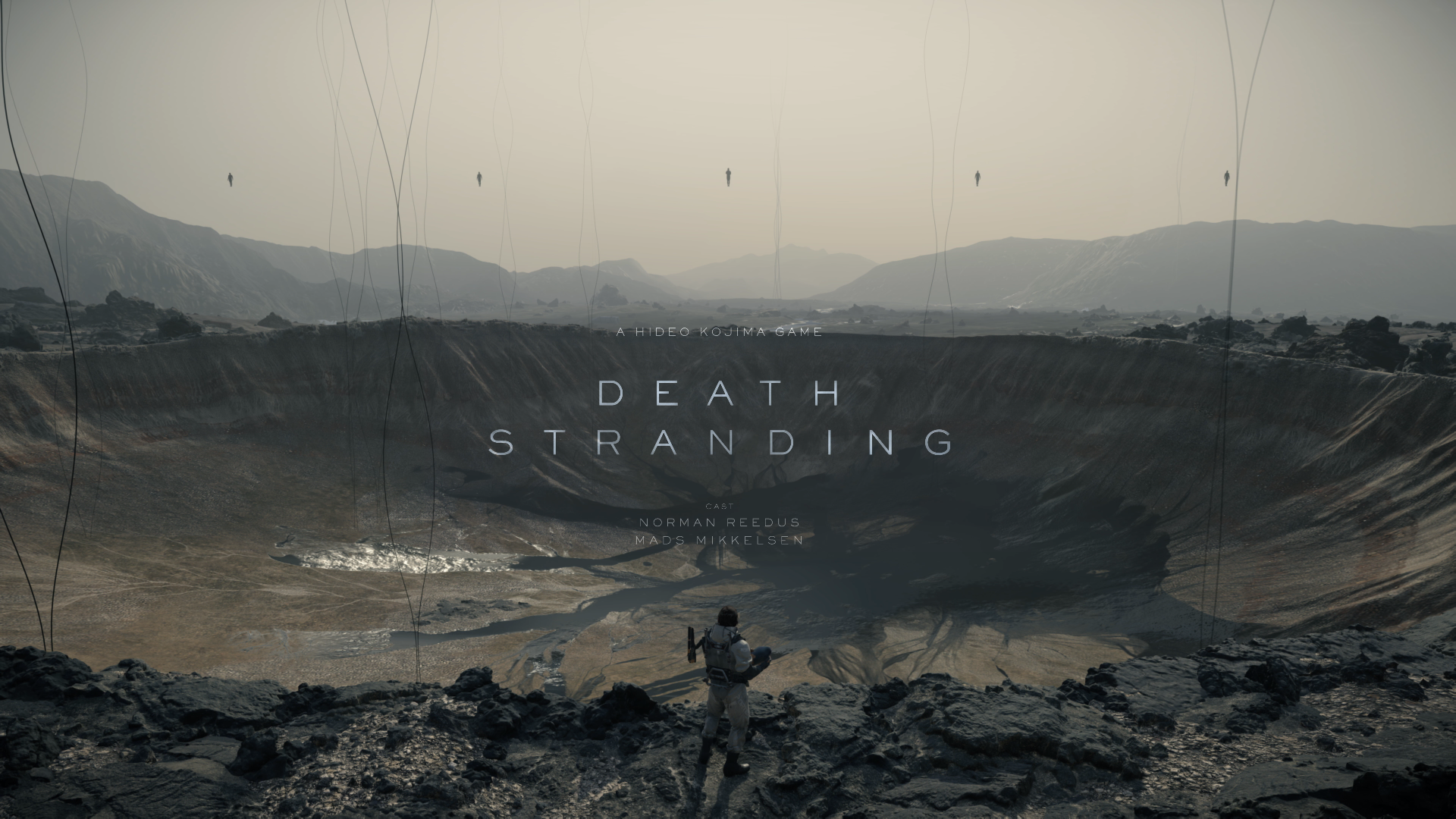 Death Stranding Release Date Trailers Story And More