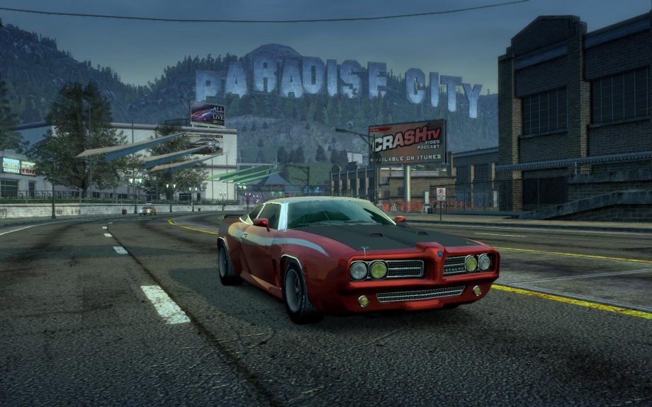 burnout paradise is being remastered and it s coming to ps4 trusted reviews. Black Bedroom Furniture Sets. Home Design Ideas
