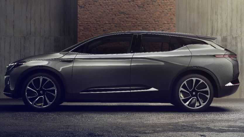 Black Friday Car Deals >> Byton Electric Car Revealed at CES: Specs, price and concept images