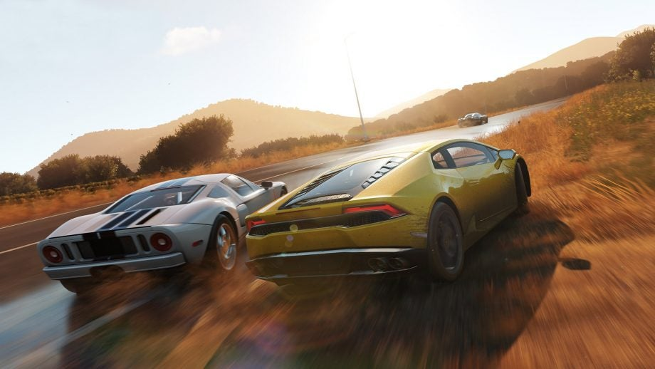 Microsoft Has Announced That Open World Racer Forza Horizon 3 Now Officially Supports Xbox One X