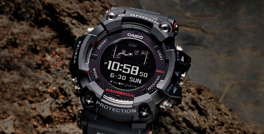 solar assisted casio rangeman watch is a legit lifesaver. Black Bedroom Furniture Sets. Home Design Ideas