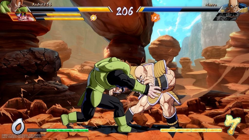 dragon ball fighterz matchmaking problems