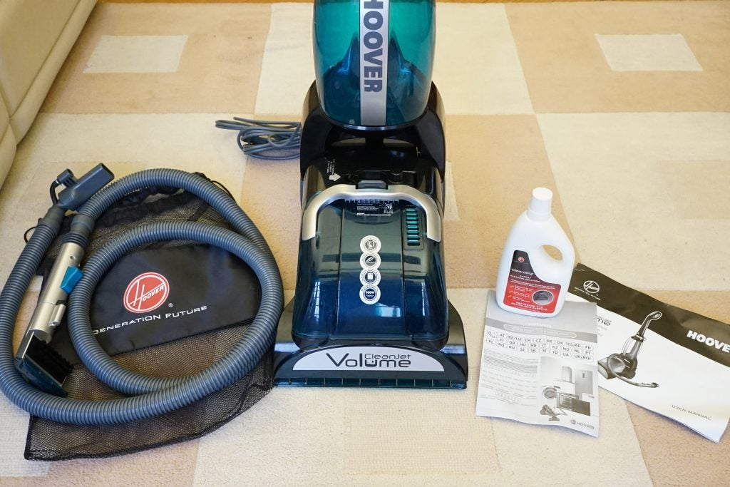 Hoover Cleanjet Volume Cj930t Carpet Cleaner Review