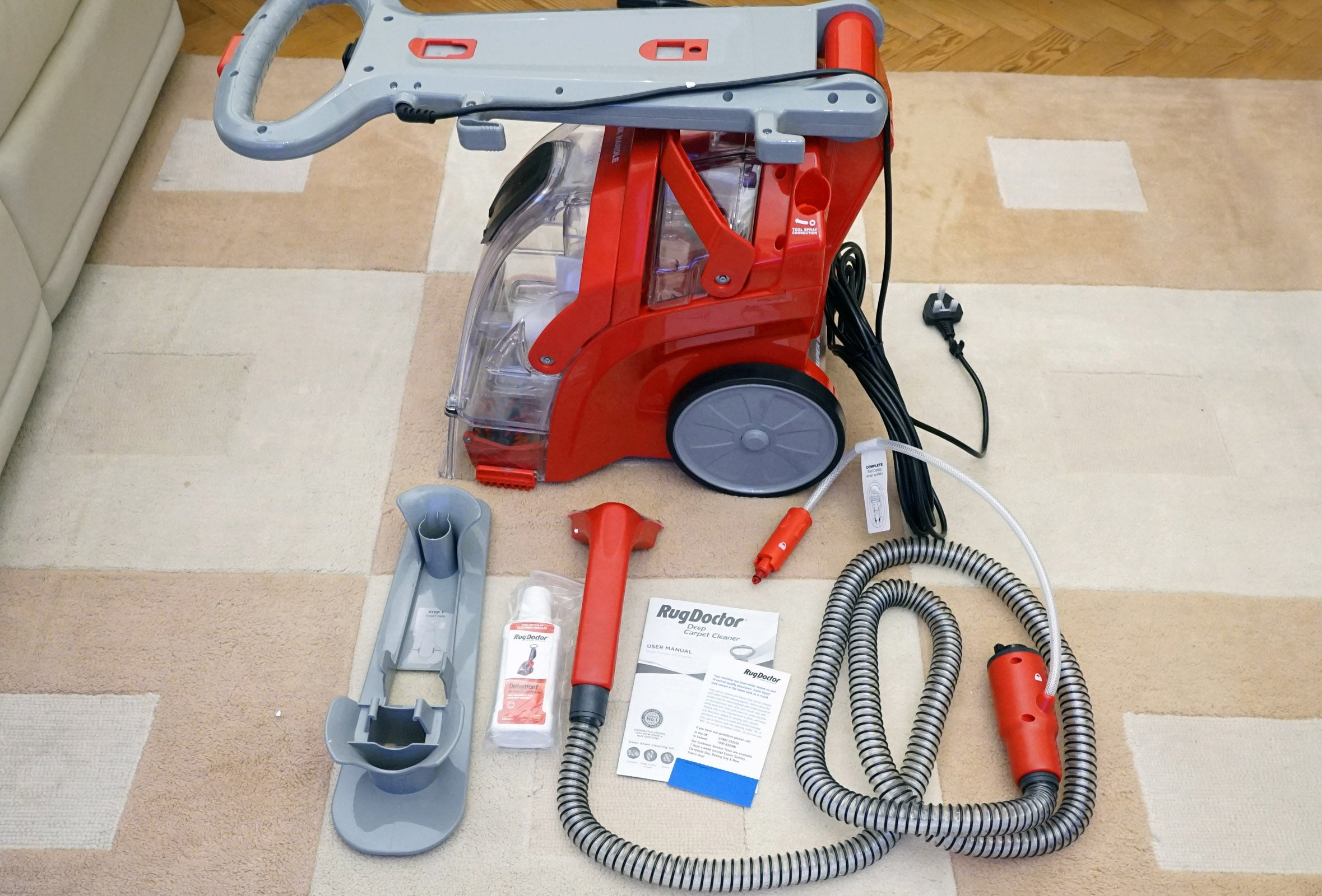 Rug Doctor Deep Carpet Cleaner Review Trusted Reviews