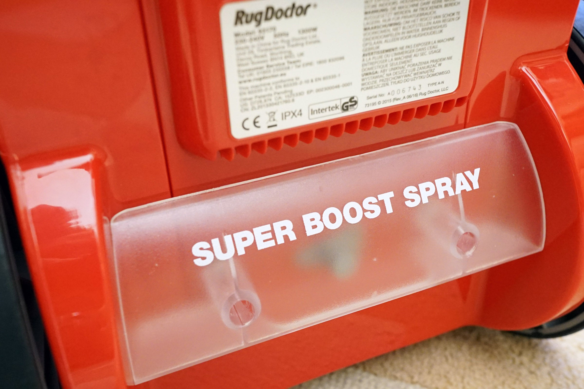 Rug Doctor Deep Carpet Cleaner Review | Trusted Reviews