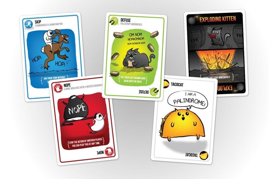 Exploding Kittens Review | Trusted Reviews
