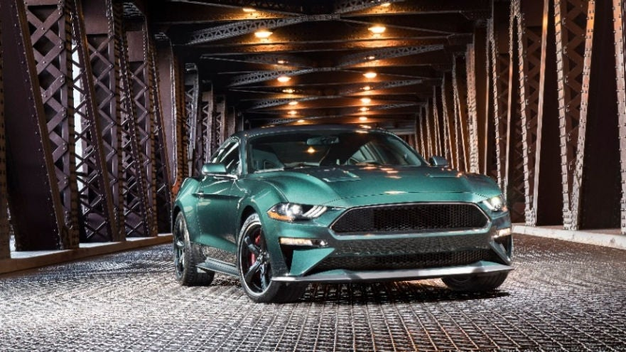 The first new Ford Mustang Bullitt just sold for $300,000