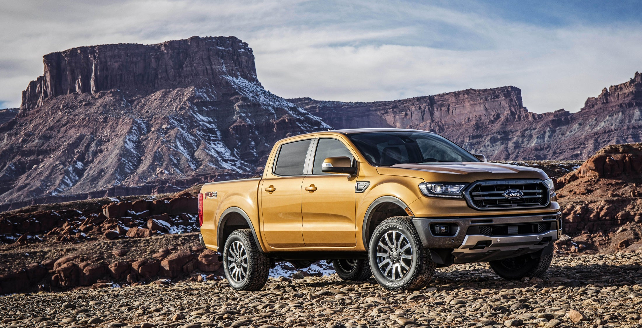 Ford Ranger 2019: The beloved, iconic pick-up truck is finally coming home | Trusted Reviews