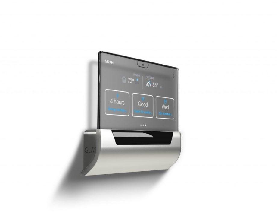 Microsoft S Cortana Powered Smart Thermostat Looks