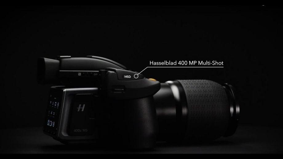 Meet Hasselblad's new £36,000 400-megapixel Multi-Shot camera