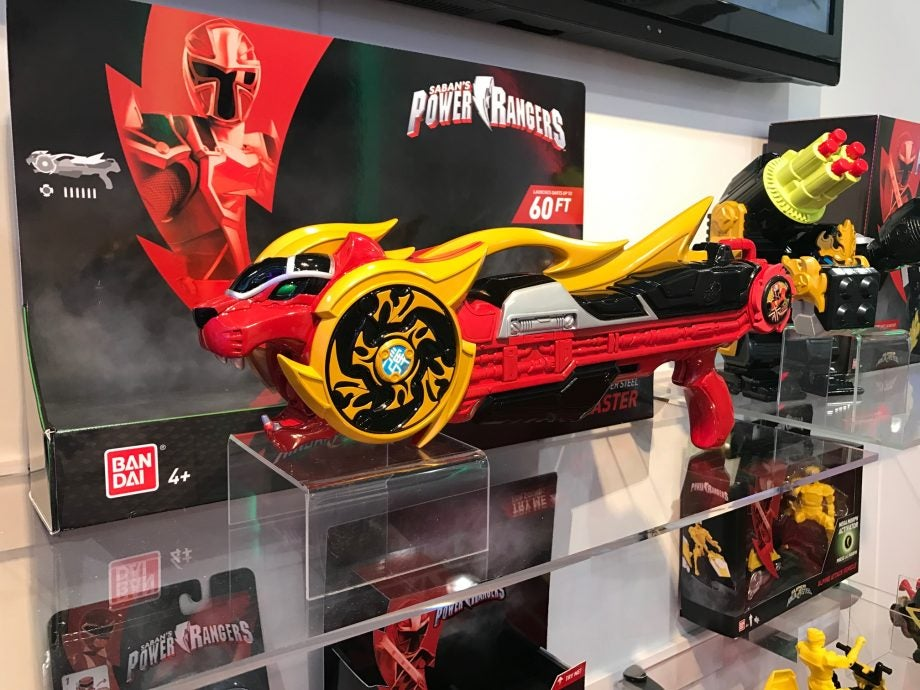 Toy Fair Highlights The Best Things We Saw At This Year - Toys for tots car show 2018