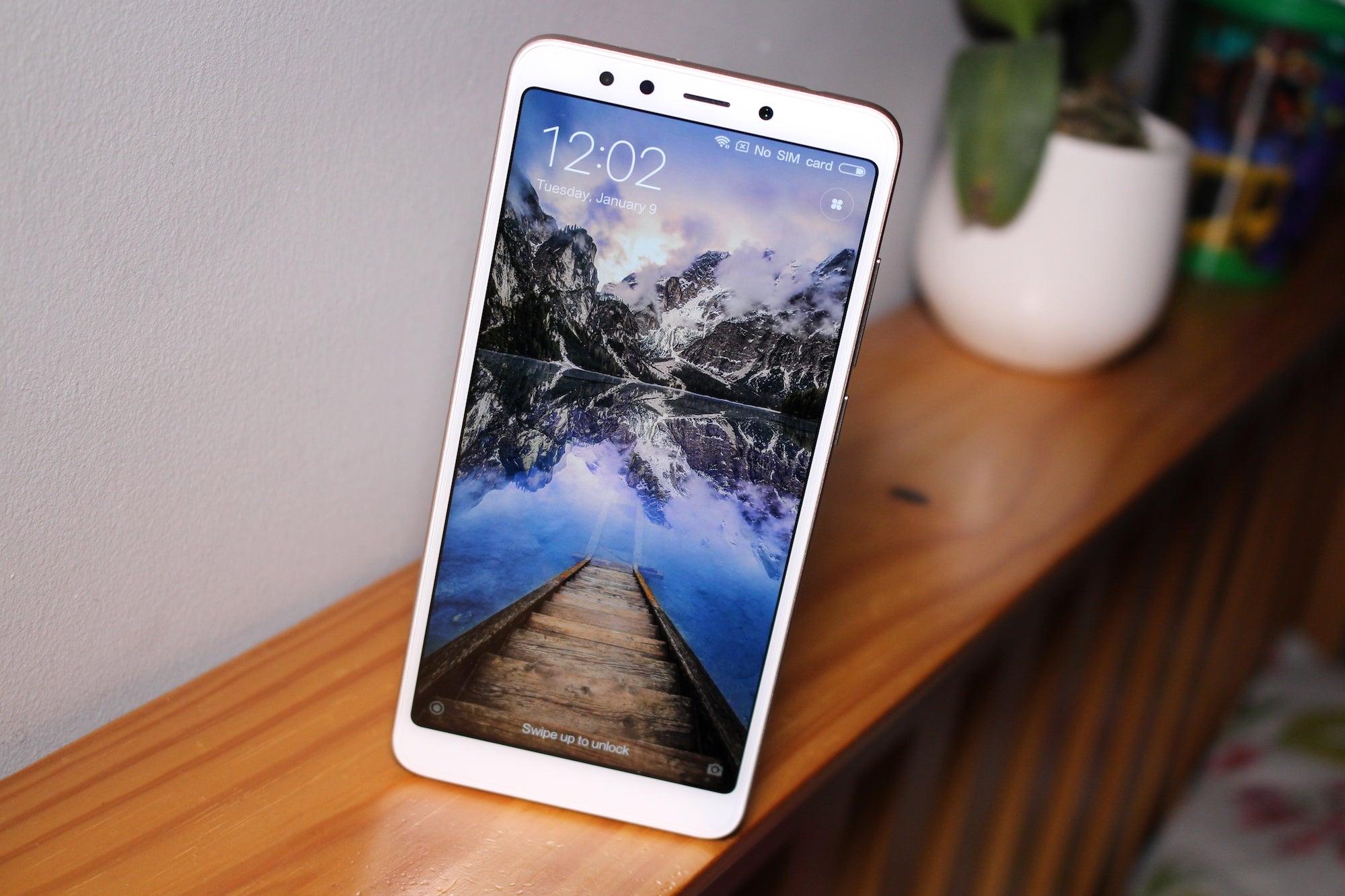 Xiaomi Redmi 5 Review Trusted Reviews 6a Ram 2 Internal 16 4glte
