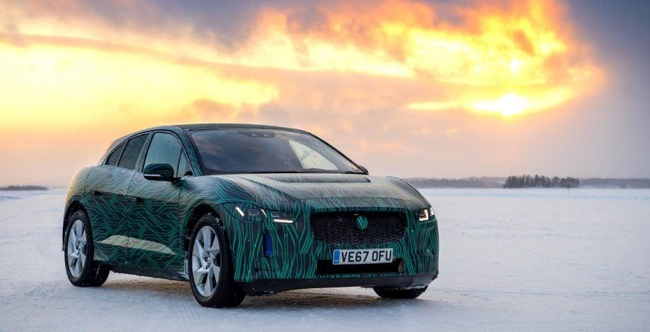 Jaguar I-PACE EV arrives to challenge the Tesla Model X on March 1   Trusted Reviews