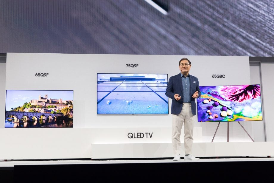 Samsung Qled Tvs 2018 Every New Samsung 4k Tv Explained