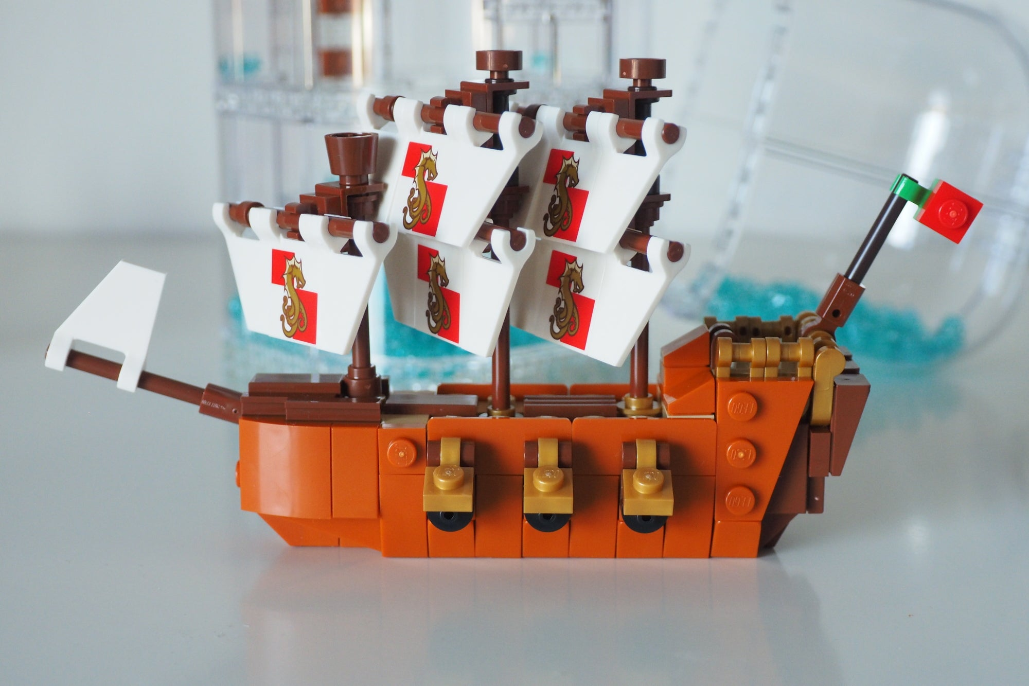 LEGO Ideas: Ship in a Bottle 21313 Review
