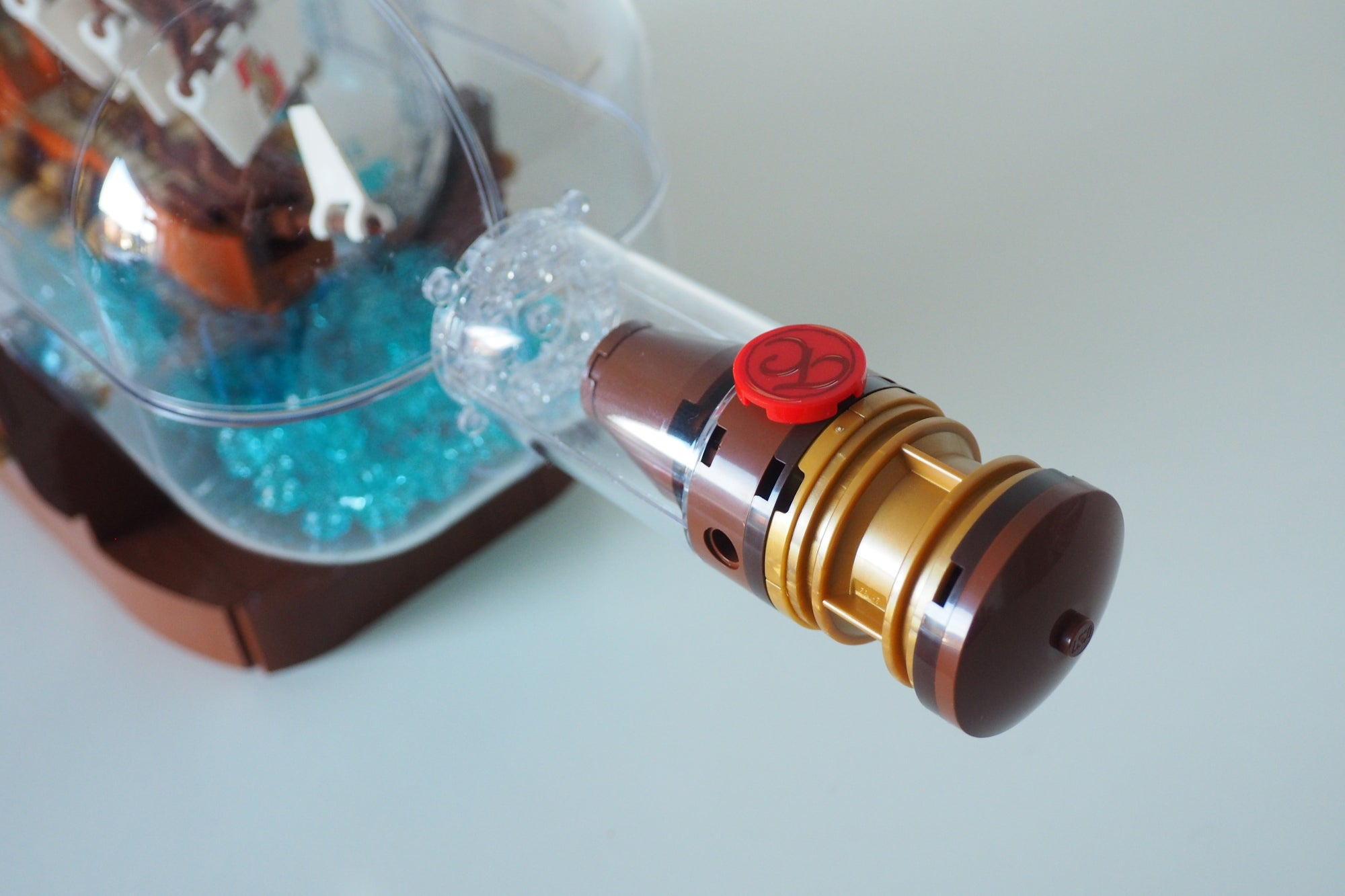 Lego Ideas Ship In A Bottle 21313 Review Trusted Reviews