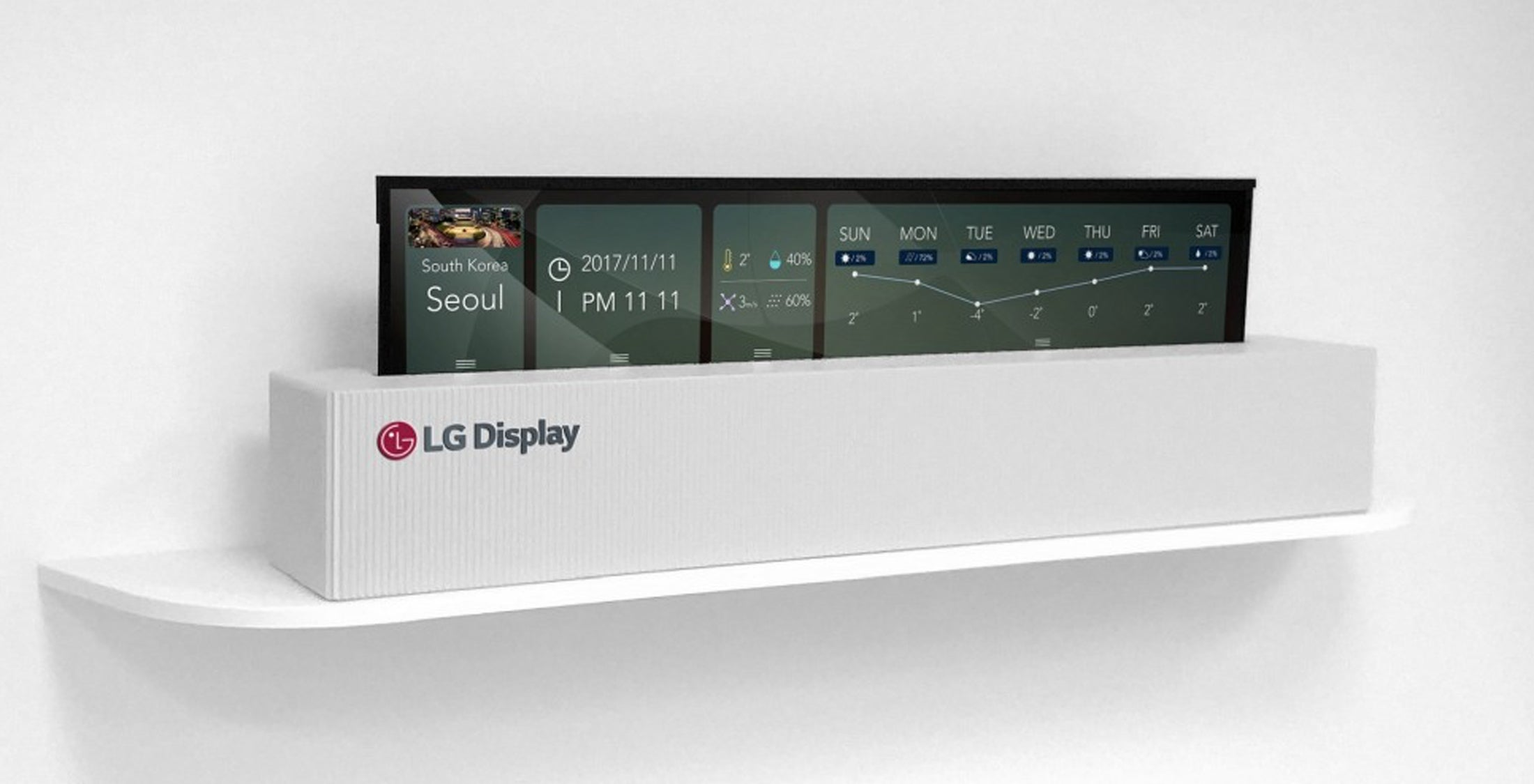 LG's amazing rollable OLED TV is now 65-inches and 4K to boot | Trusted Reviews
