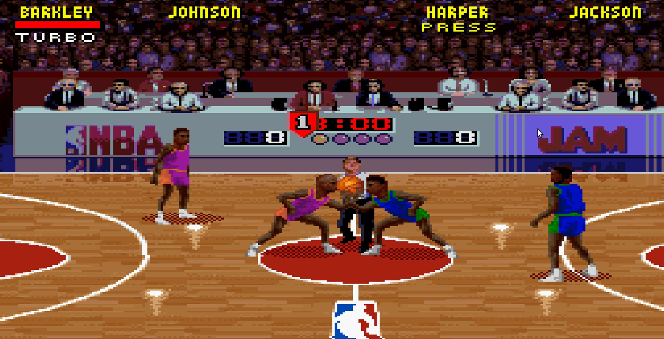 The Nba Jam 25th Anniversary Remake Chatter Is Heating Up