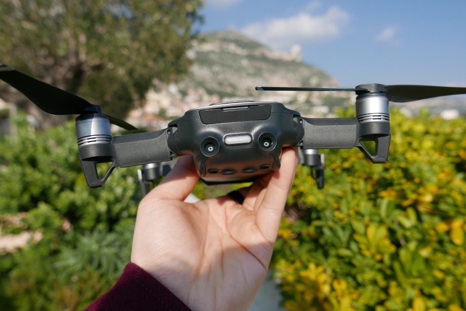DJI Mavic Air Review | Trusted Reviews