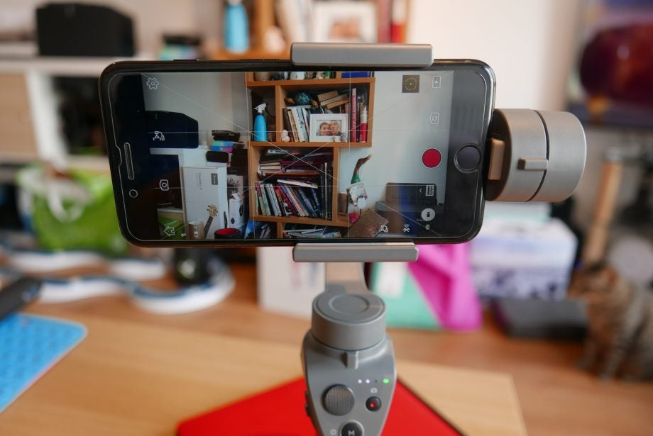 DJI Osmo Mobile 2 Review | Trusted Reviews
