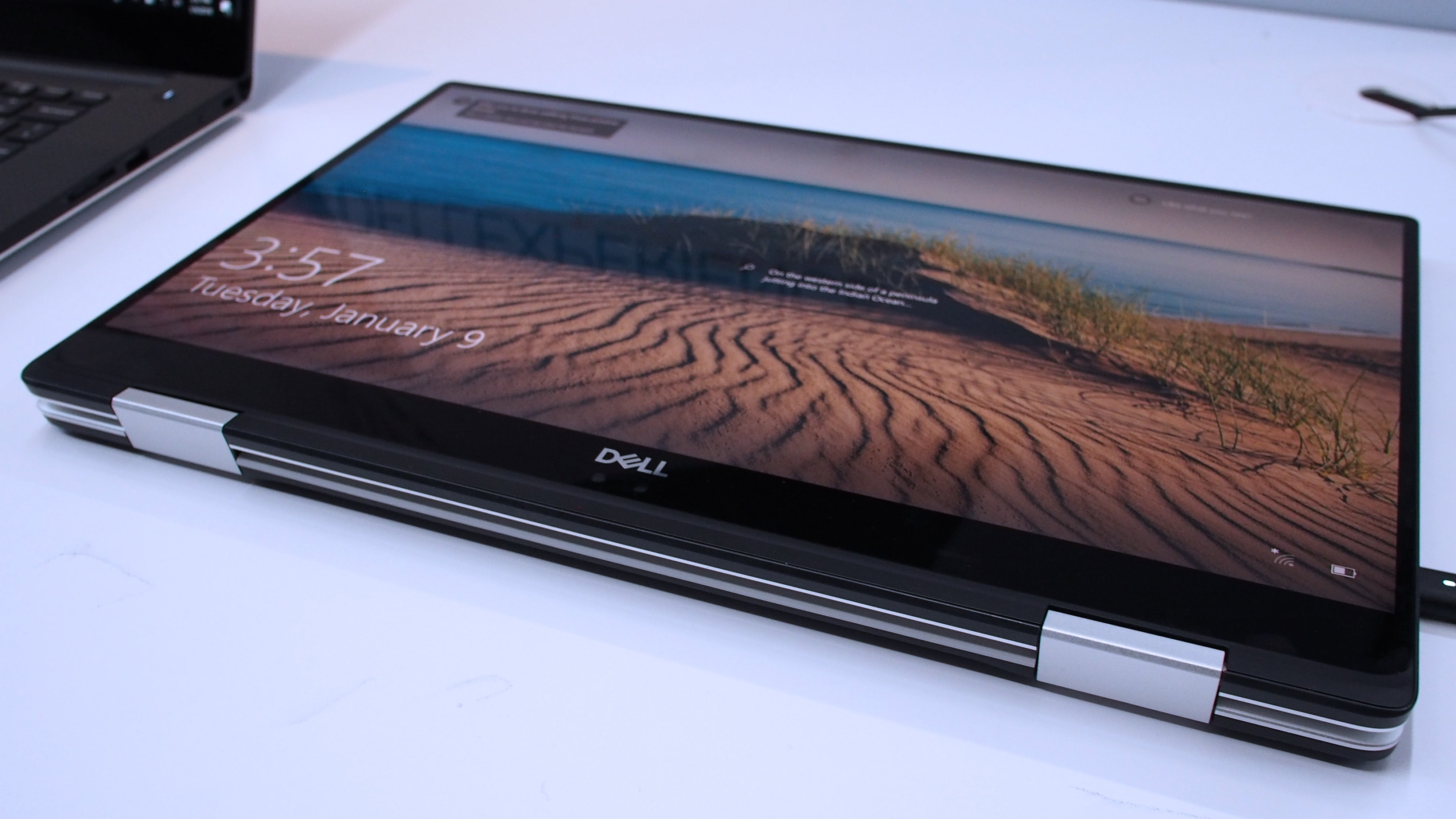 Dell XPS 15 2-in-1 graphic tablet
