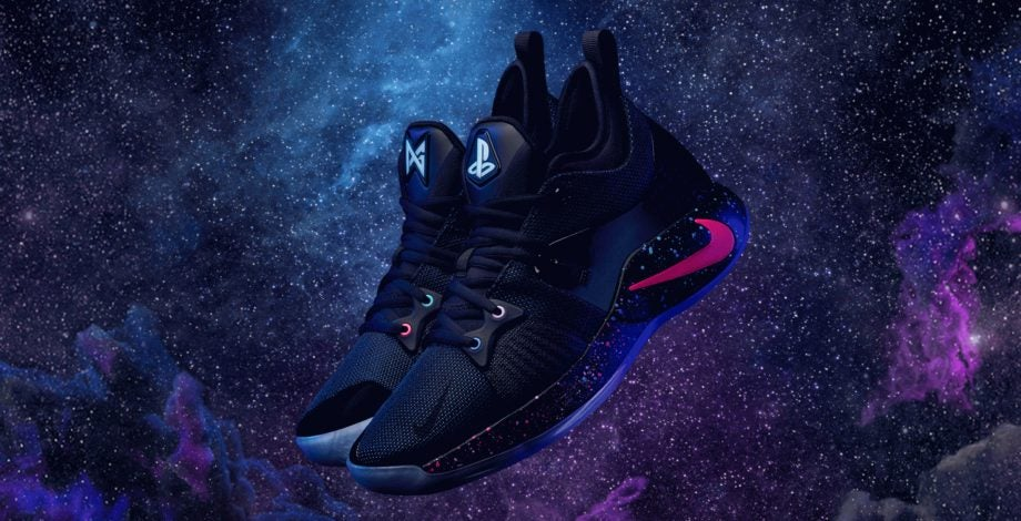 Nike S New Pg2 Basketball Shoes Are A Playstation Gamer S