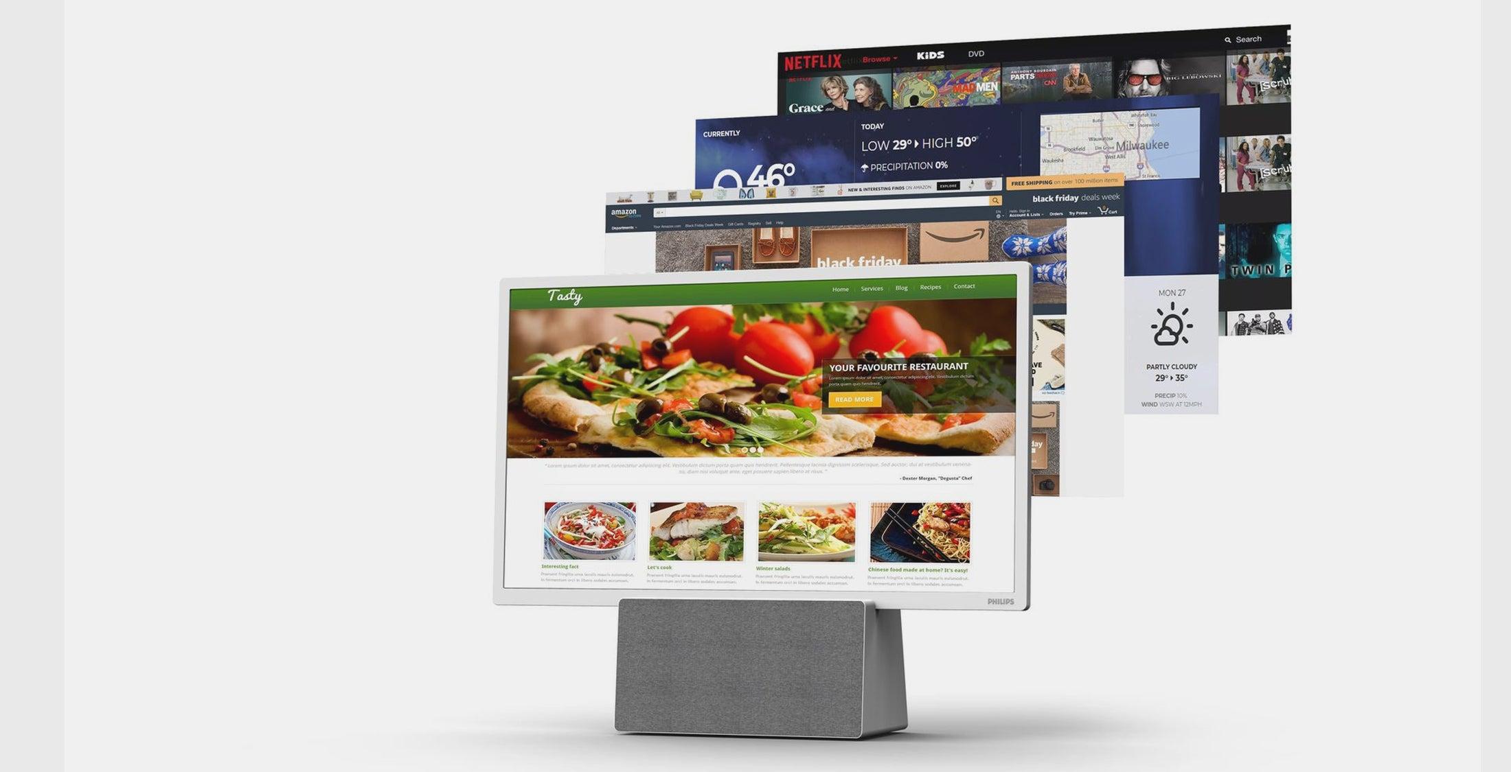 Philips Tv Ad Kitchen Appliances
