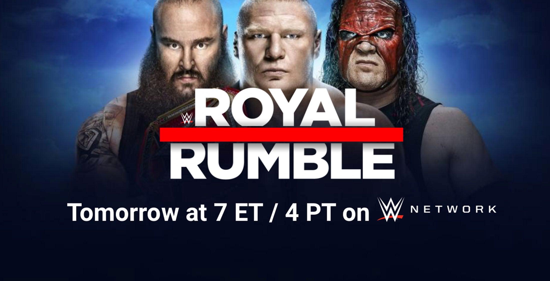 wwe royal rumble 2018 live stream free