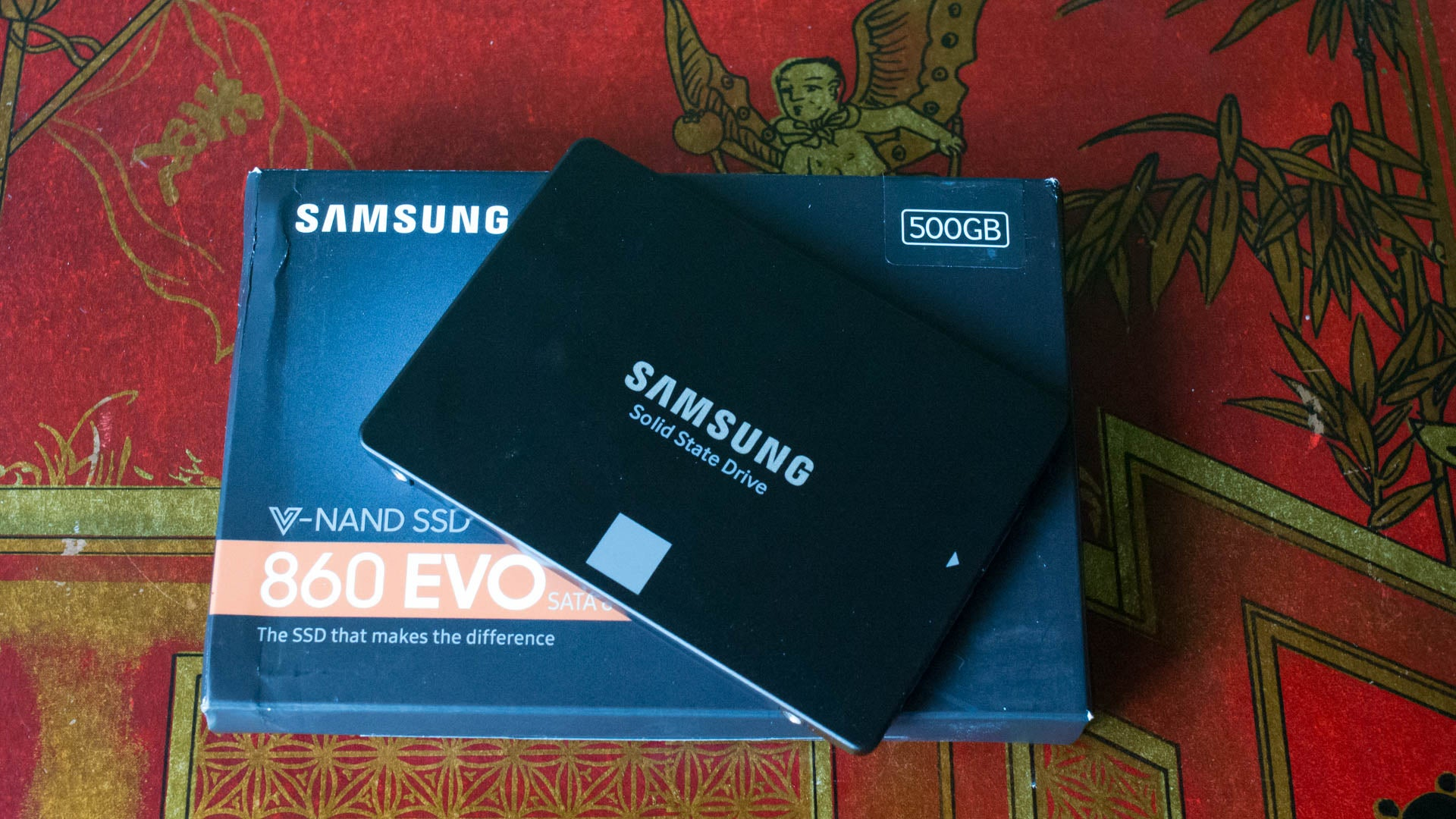 Samsung 860 Evo Review Trusted Reviews Ssd 25 Inch Sata Iii 250gb