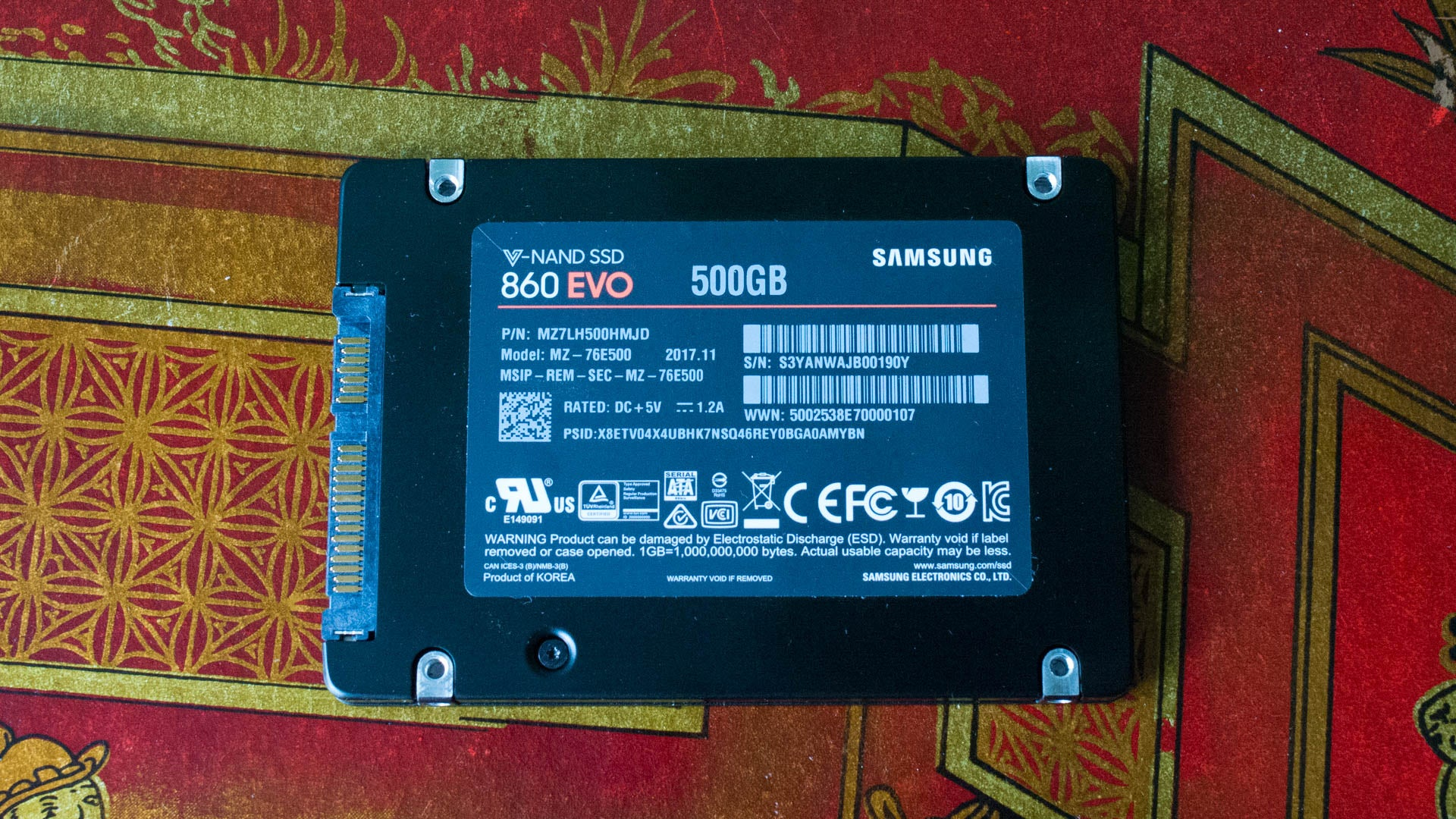 Samsung 860 Evo Review Trusted Reviews