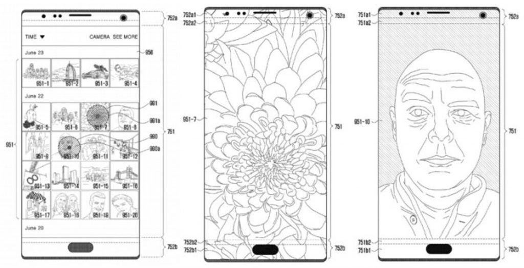 Samsung Patent Camera