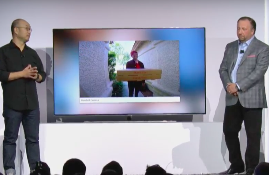 Samsung CES Press Conference 2018: Bixby, SmartThings ...