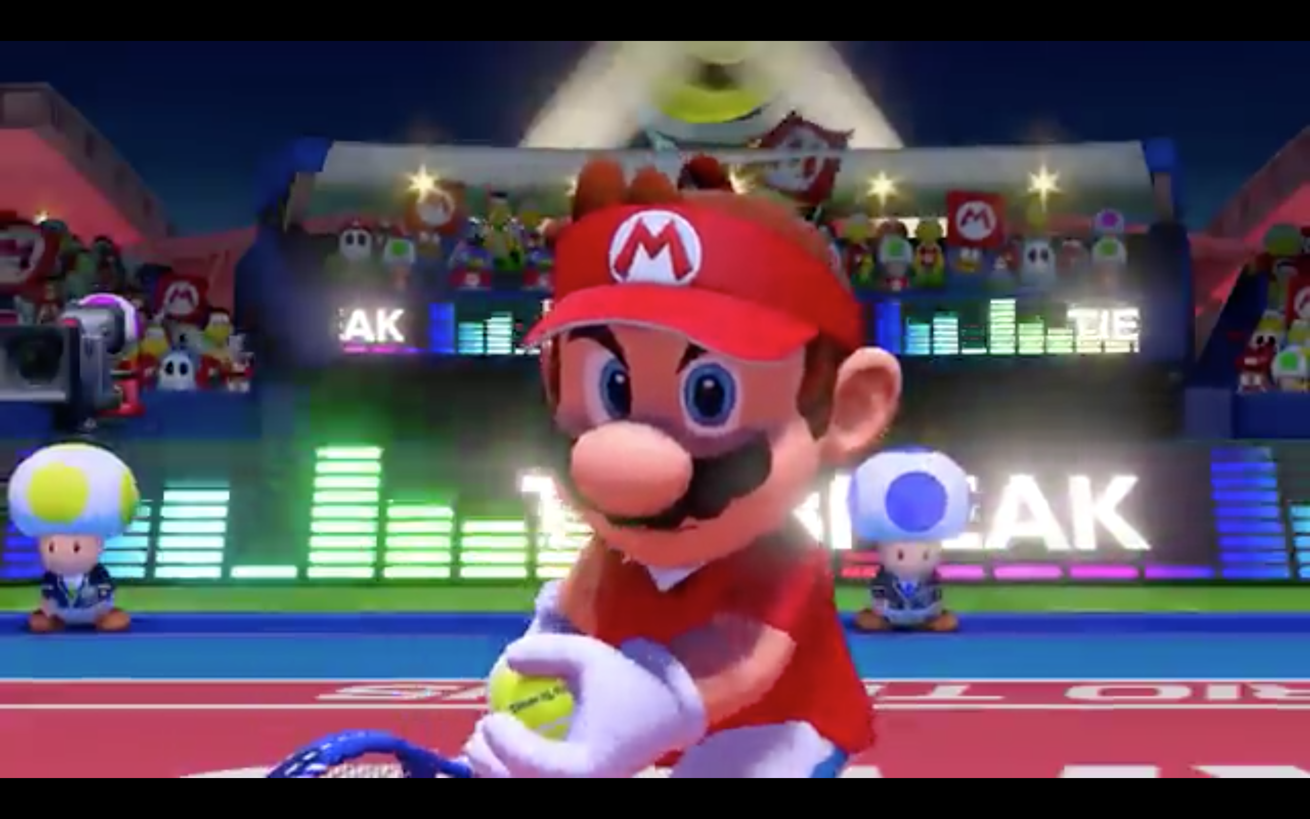 Mario Tennis Aces Release Date Trailer Gameplay And All