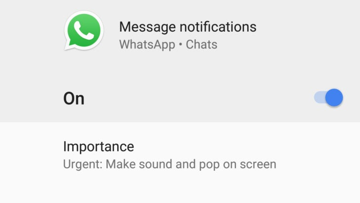 Dc5m united states it in english created at 2018 01 26 0014 an update for the whatsapp app now enables a user to decide on what notifications they see for example if they get a load of message notifications from fandeluxe Gallery