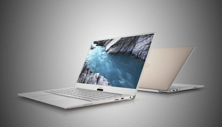 Kết quả hình ảnh cho Dell XPS 13 (2018)