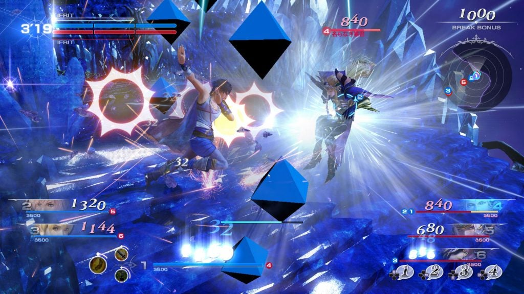 Dissidia: Final Fantasy NT Review | Trusted Reviews