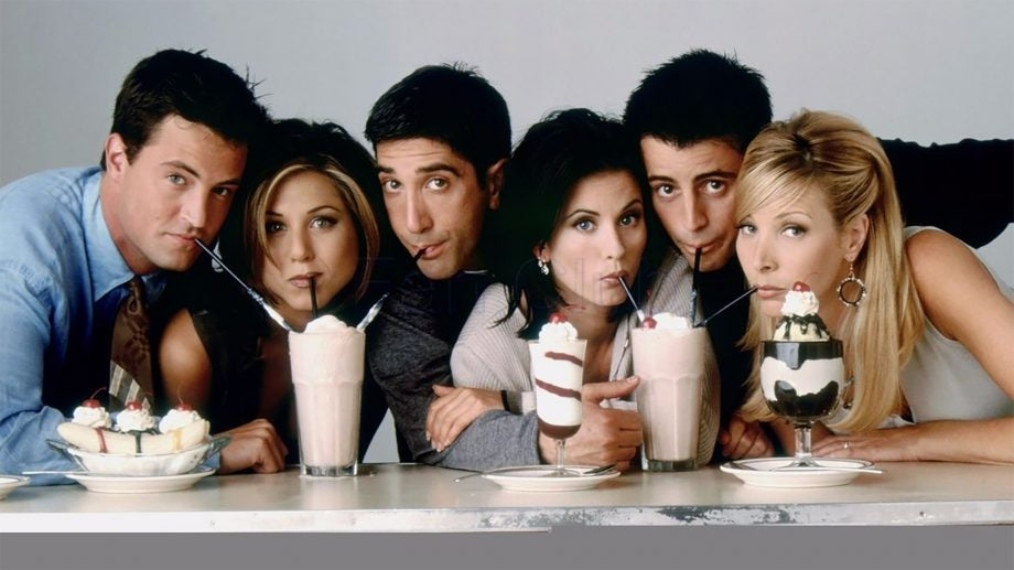 The one where Netflix UK started streaming every Friends episode