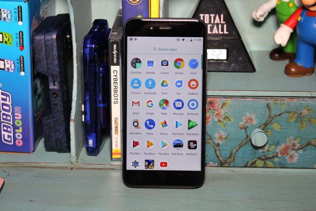 Xiaomi Mi A1 Review | Trusted Reviews