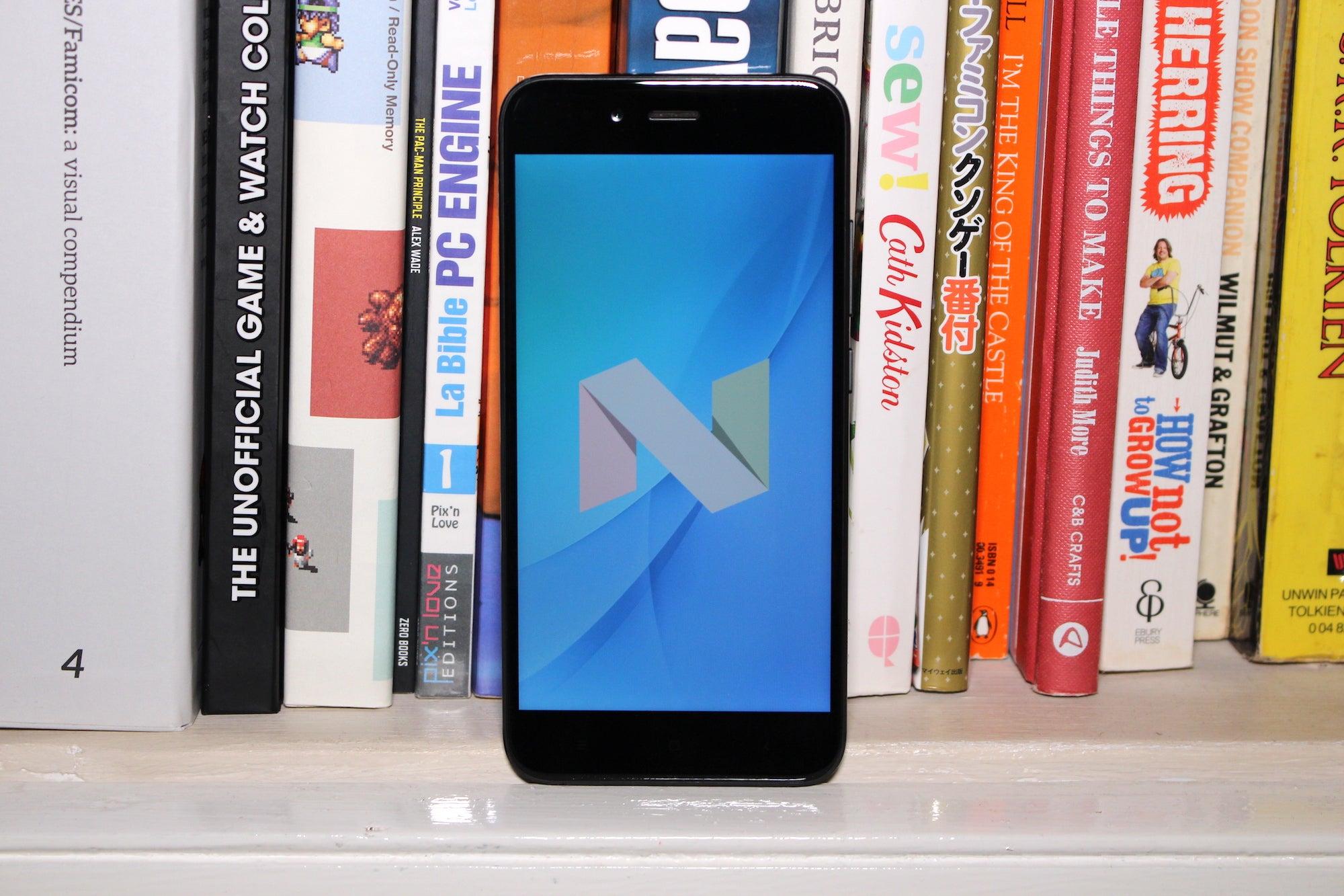 Xiaomi Mi A1 Review Trusted Reviews Redmi S2 Ram 3 Internal 32gb Rom Global