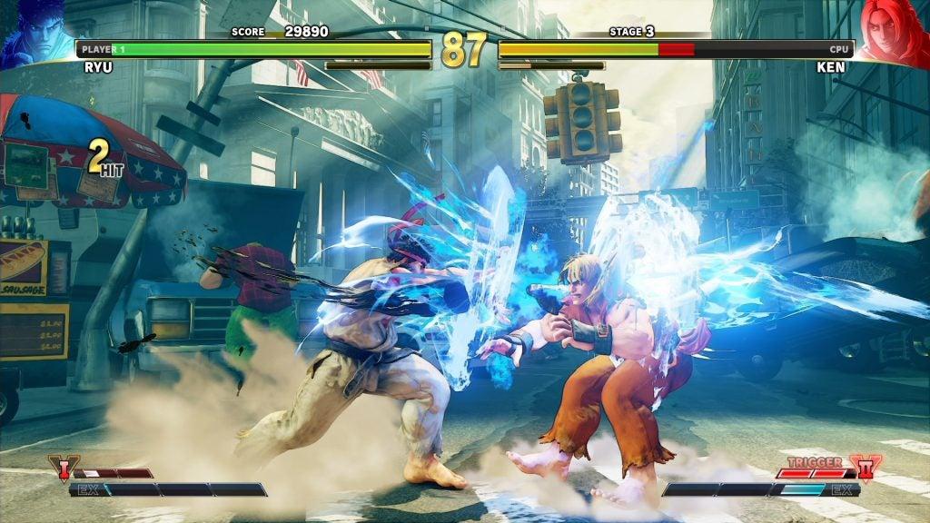 Resultado de imagem para street fighter 5