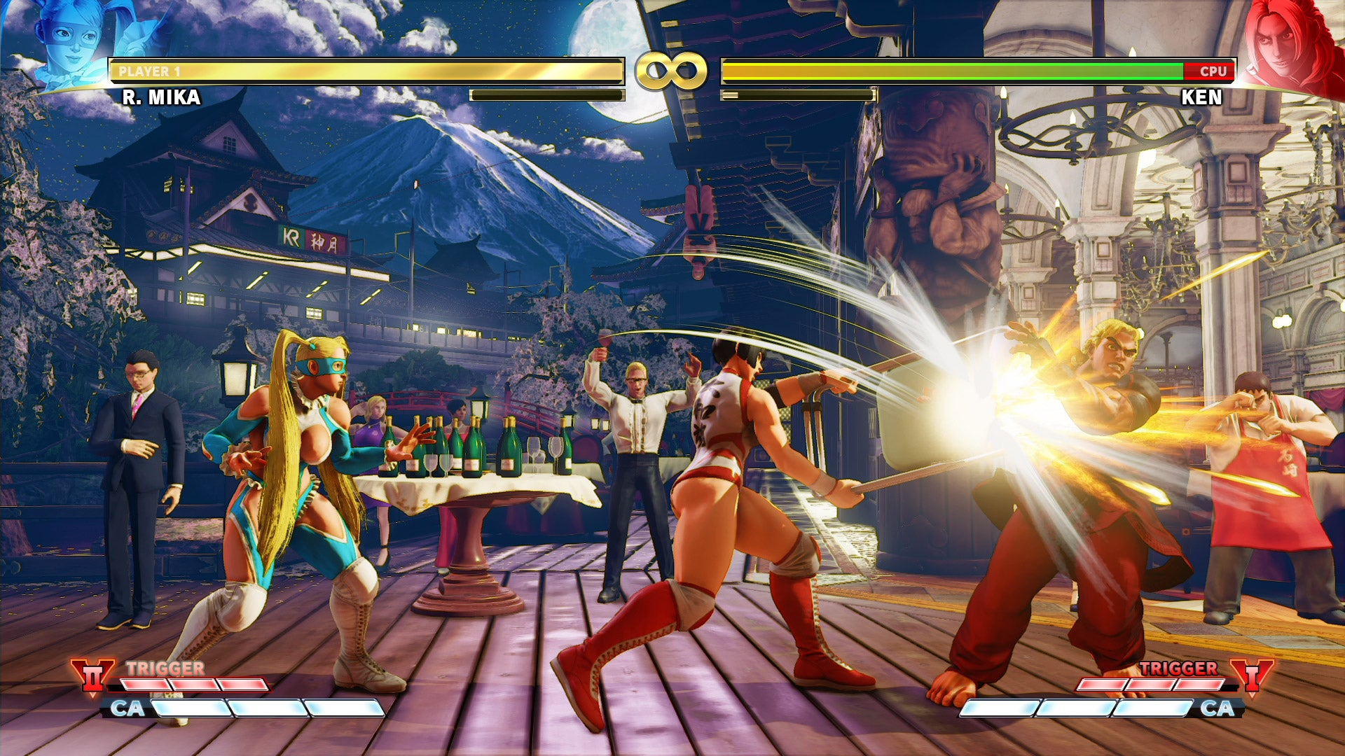 street fighter 5 arcade edition ps4 amazon