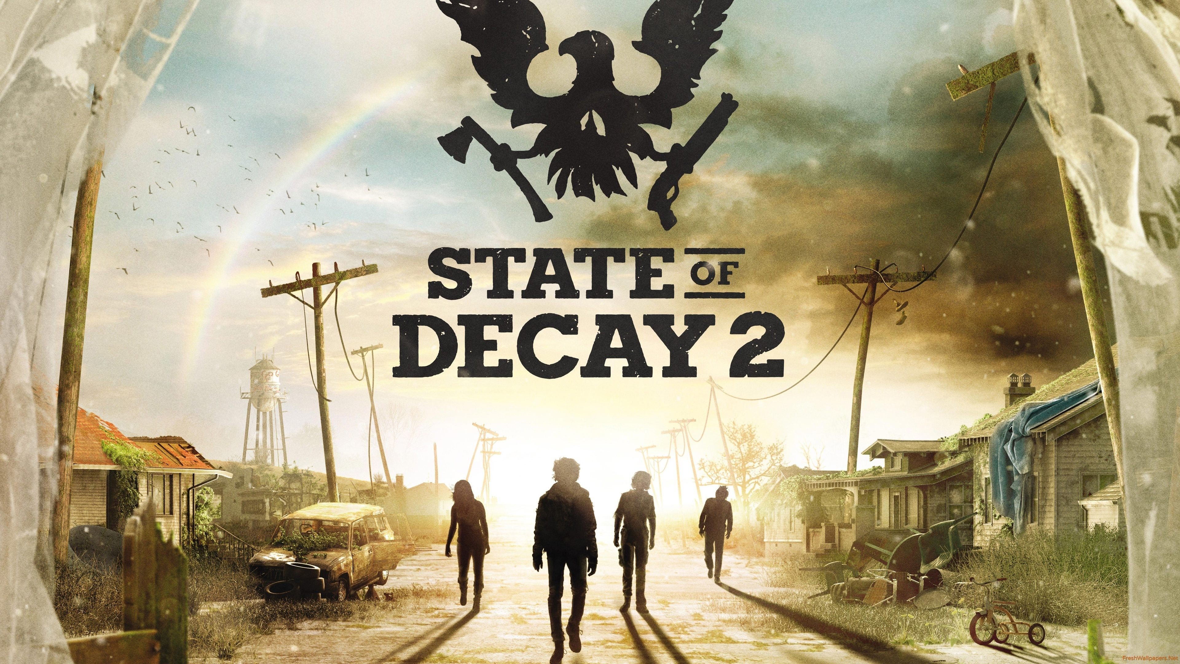 State Of Decay 2 Release Date Announced Trusted Reviews