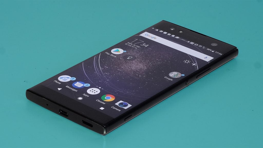 Sony Xperia XA2 Ultra review: A seriously huge phone built for selfies