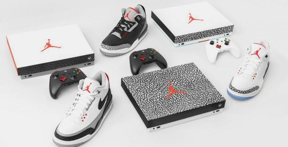Xbox Air Jordan