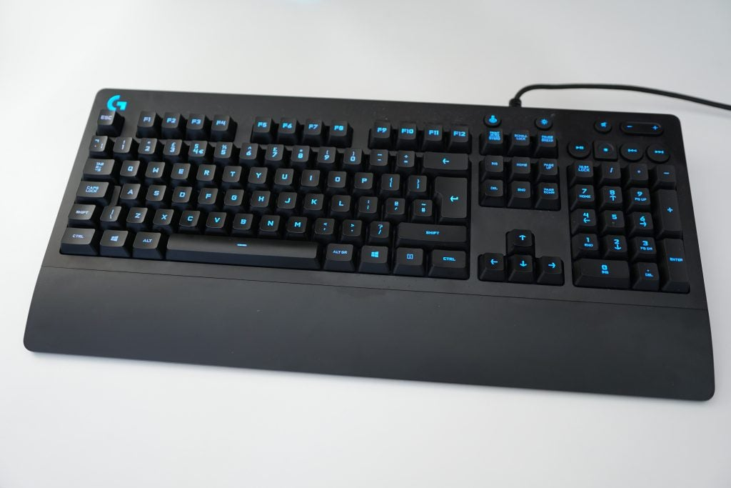 Logitech G213 Prodigy Review Trusted Reviews