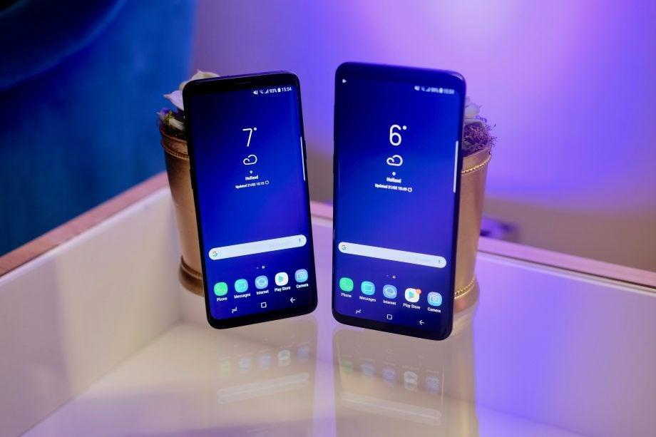 Samsung Galaxy S9 vs S9 Plus