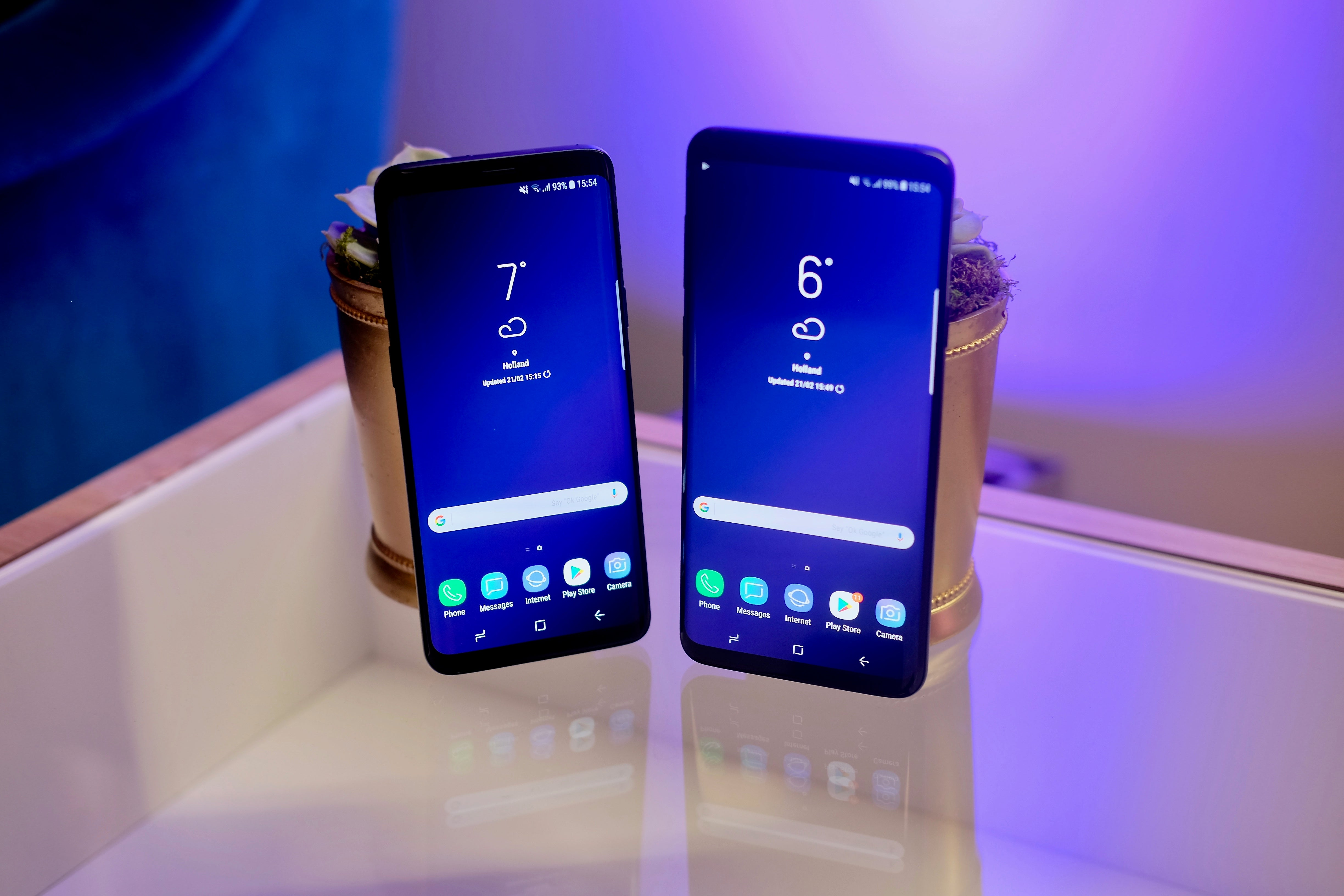 Samsung Galaxy S9 Vs S9 Plus Which Galaxy Should You Buy