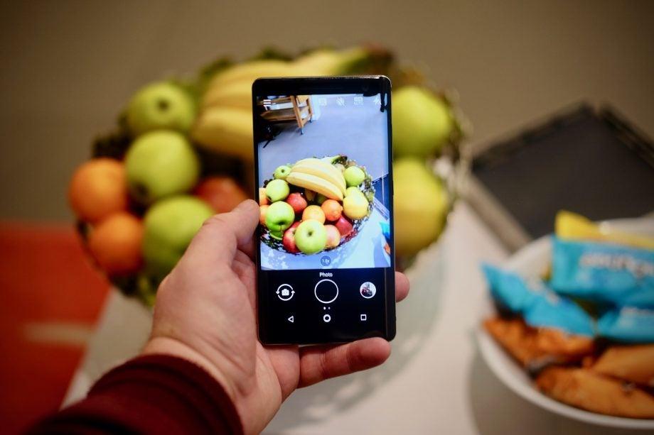 timeless design fc9c8 fd3da Nokia 8 Sirocco review: A bold move from Nokia | Trusted Reviews